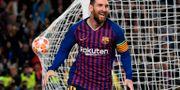 Illustrationsbild: Lionel Messi. LLUIS GENE / AFP