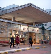 Södersjukhuset Jessica Gow/TT / TT NYHETSBYRÅN