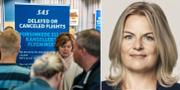 SAS presschef Freja Annamatz. TT, SAS