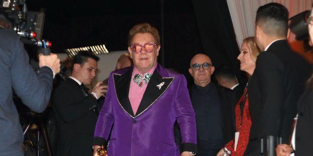 Elton John.  Willy Sanjuan / TT NYHETSBYRÅN