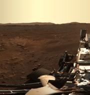 Bilder från Mars yta.  Nasa