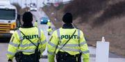 Trafik i riktning mot Danmark. Arkivbild. Johan Nilsson/TT / TT NYHETSBYRÅN