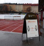 Vasaparken i Stockholm/Amanda Lind. TT