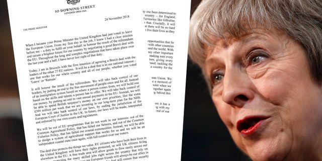 Battre pensioner kravs i oppet brev