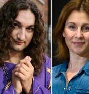 Thomas Di Leva, Helen Sjöholm och Anders Bagge finns bland de som skrivit under. TT