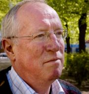 Robert Fisk på besök i Sverige 2007. JESSICA GOW / TT / TT NYHETSBYRÅN