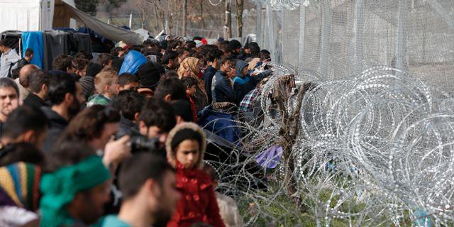Flyktingar valdtas i lager