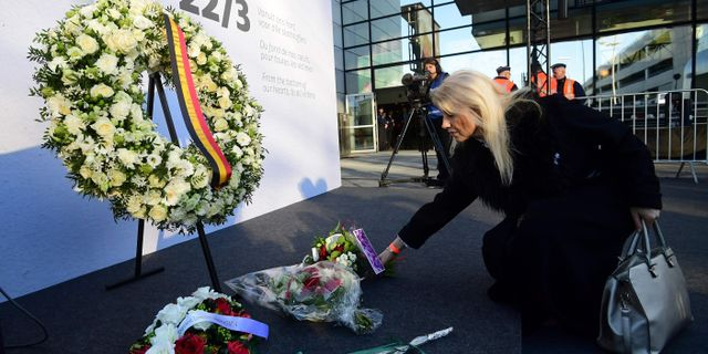 Sverige hedrar sina doda
