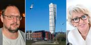 Jonatan Unge / Turning Torso i Malmö / Karin Laserow TT
