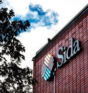 Sveriges biståndsmyndighet Sida.  Tomas Oneborg / SvD / TT / TT NYHETSBYRÅN