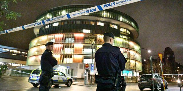 Skånes Universitetssjukhus Malmö.  Johan Nilsson/TT / TT NYHETSBYRÅN