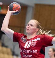 Isabelle Andersson.  Johan Nilsson/TT / TT NYHETSBYRÅN