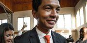 Andry Rajoelina. RIJASOLO / AFP