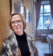 Christina Nyman, Handelsbanken. Simon Rehnström/SvD/TT / TT NYHETSBYRÅN