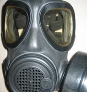 Skyddsmask 90. Jonas Ericsson - Originalbild, CC BY 3.0, /TT
