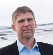 Jan Moström, vd och koncernchef LKAB.