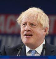 Boris Johnson. Jon Super / TT NYHETSBYRÅN