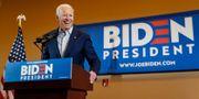 Joe Biden. John Locher / TT NYHETSBYRÅN/ NTB Scanpix