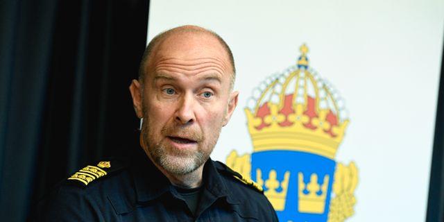 Stefan Hector. Arkivbild. Johan Nilsson/TT / TT NYHETSBYRÅN