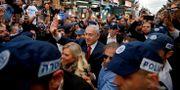 Premiärministern Benjamin Netanyahu. Arkivbild. TOMER APPELBAUM / TT NYHETSBYRÅN