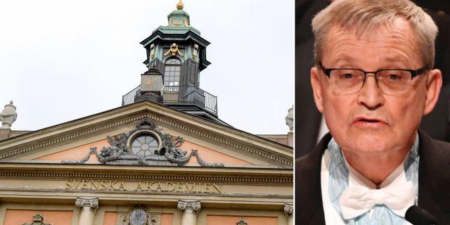 Börshuset/Carl-Henrk Heldin. TT