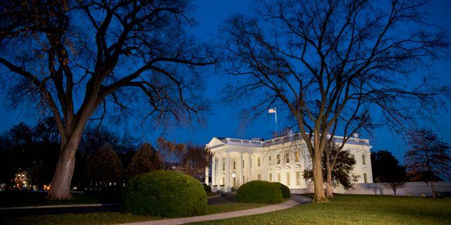 Vita huset. Jacquelyn Martin / TT NYHETSBYRÅN