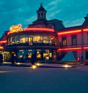 Pressbild/Casino Cosmopol i Sundsvall Svenska spel