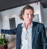Castellums styrelseordförande Rutger Arnhult.  TT