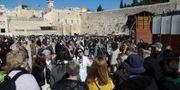 Jerusalem. AMMAR AWAD / TT NYHETSBYRÅN