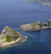 Senkakuöarna Kyodo News