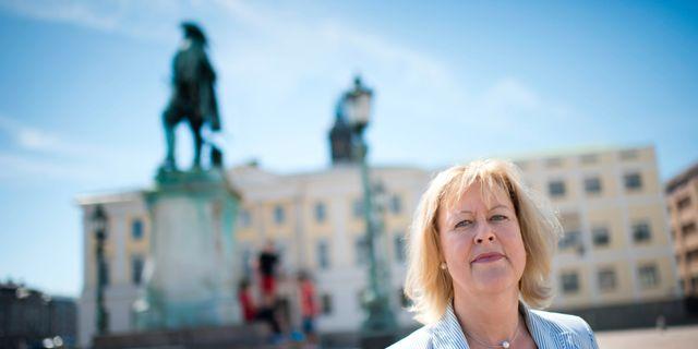 BJÖRN LARSSON ROSVALL / TT / TT NYHETSBYRÅN