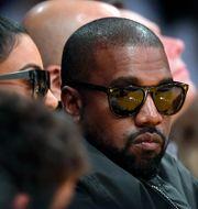 Kanye West.  Mark J. Terrill / TT NYHETSBYRÅN