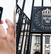 Högsta domstolen i Stockholm. TT