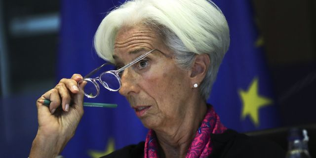 Christine Lagarde. TT.