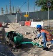 Gästarbetare i Doha. Arkivbild  JONAS EKSTRÖMER / TT / TT NYHETSBYRÅN