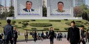 Pyongyang.  Wong Maye-E / TT / NTB Scanpix