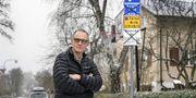 Jan Söderström överklagade parkeringsavgifterna i Bromma.  Foto: Anders Wiklund/TT