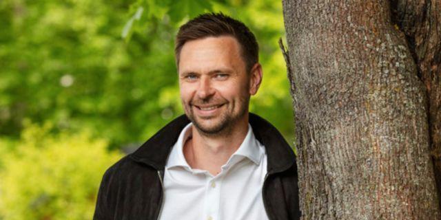 Robin Söderling Mattias Ahlm/Sveriges Radio