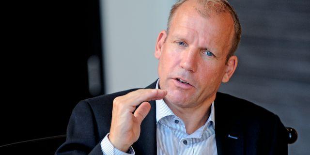 Jesper Larsson. Arkivbild. Björn Lindgren/TT / TT NYHETSBYRÅN