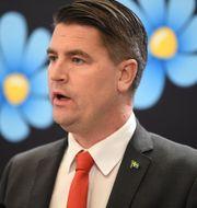 Oscar Sjöstedt. Fredrik Sandberg/TT / TT NYHETSBYRÅN