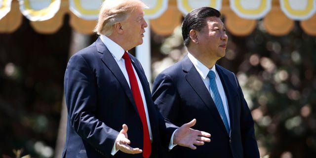 Trumps taiwan uttalanden hotar relationerna med kina