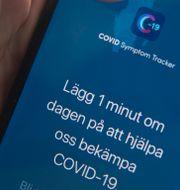 Arkivbild: Appen släpptes i svensk tappning i onsdags.  TT NEWS AGENCY / TT NYHETSBYRÅN