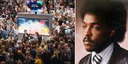 Arkivbild från bokmässan/Dawit Isaak.  TT.