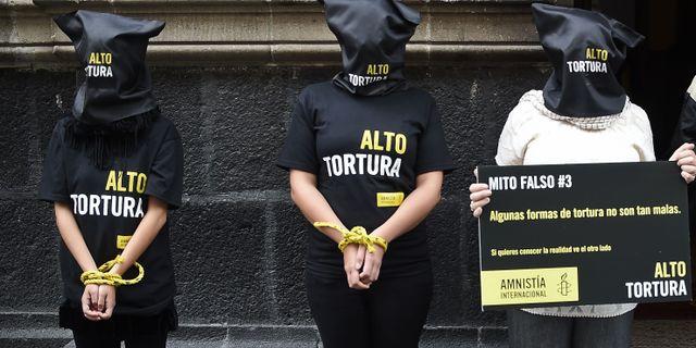 Usa anklagas for tortyr med lejon