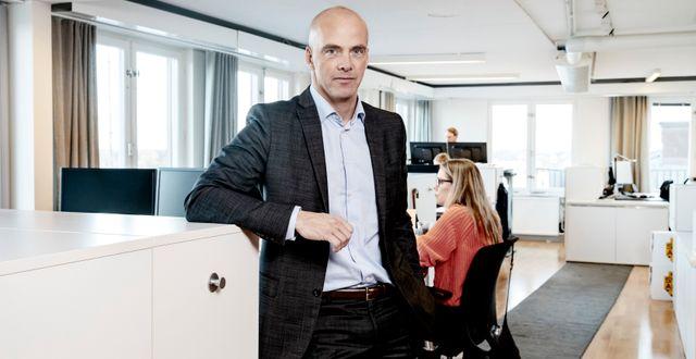 Förvaltare och gästkrönikör hos Omni Ekonomi.  Per Hedberg