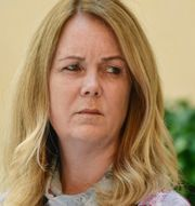 Lantbruksminister Jennie Nilsson (S).  TT