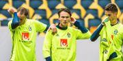 Andreas Granqvist/Albin Ekdal/Mikael Lustig. TT NEWS AGENCY / TT NYHETSBYRÅN
