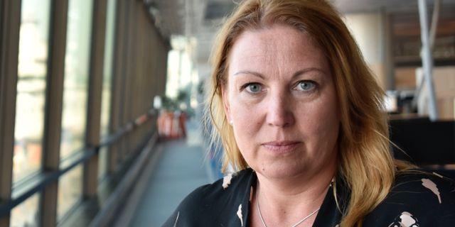 Johanna Jaara Åstrand Niklas Svahn/TT / TT NYHETSBYRÅN
