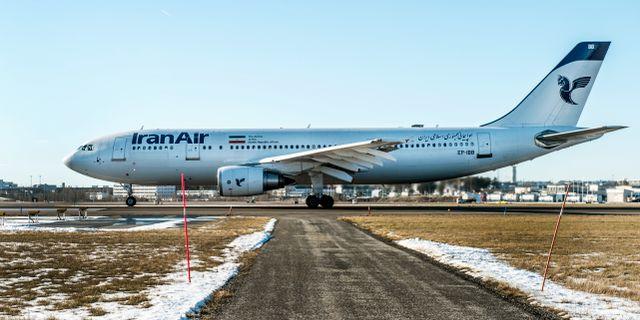 Iran Air-plan. Arkivbild. Lars Pehrson/SvD/TT / TT NYHETSBYRÅN