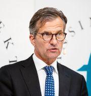 Finansinspektionens generaldirektör Erik Thedéen. Arkivbild. Emma-Sofia Olsson/SvD/TT / TT NYHETSBYRÅN